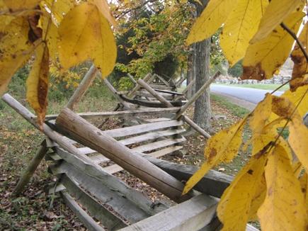 Fall Photos gettysburg