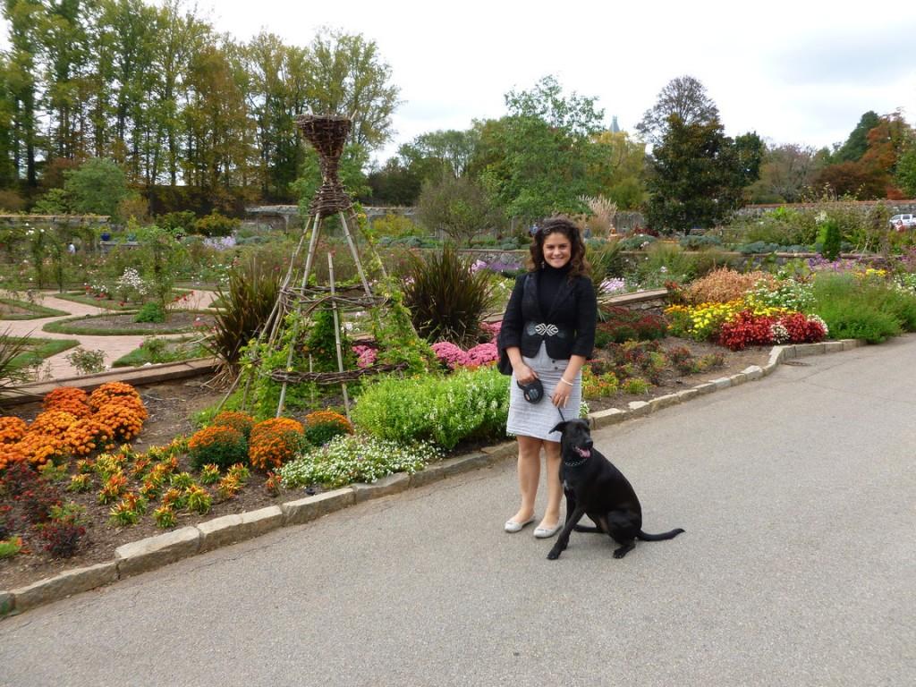 The Biltmore Estate Foliage Tours NC