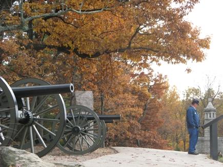 Fall -gettysburge