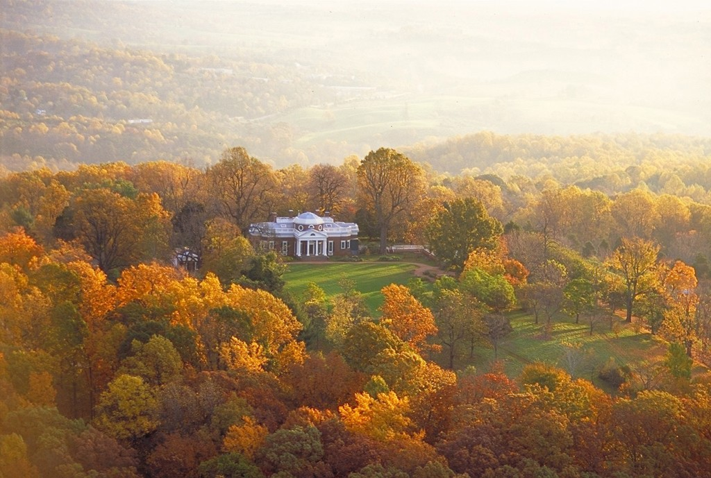 Interview on fall foliage with Charlottesville Virginia CVB