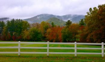 Asheville North Carolina Foliage Season